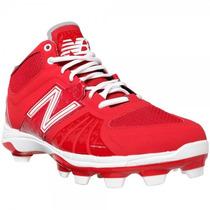 Excelentes Taquetes Beisbol New Balance L2000v2 Rojo