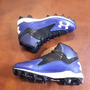Spikes Tachones Nike Baseball Talla 3 Mex