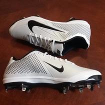 Tachones Spikes Nike Baseball Metal Talla 10.5 Mex