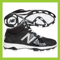 Spikes New Balance Bota Negro 26