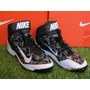 Spike Nike Air Huarache Camo Promid Metal Negro 7.5mx- 9.5us