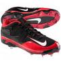 Excelentes Spikes Beisbol Nike Air Swingman Remix 2 N/rojo