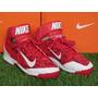 Spike Nike Air Huarache Camo Promid Metal Rojo 7.5mx - 9.5us