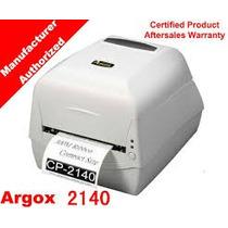 Impresora Código De Barras Argox Os2140 Usb Serial 203 Dpi