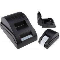 Miniprinter Térmica - Impresora Punto De Venta Usb