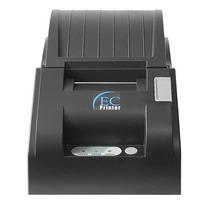 Miniprinter Termica Ec Line Ec-pm-5890x Paralela Negra +b+