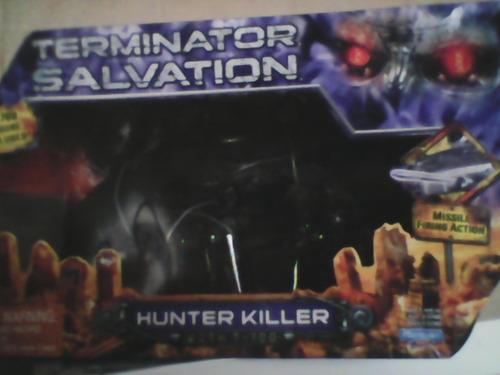 terminator salvation hunter killerTerminator Salvation Hunter Killer
