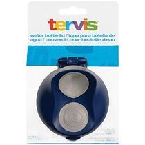 Tervis 24 Oz Blue Water Bottle Tapa Un Tamaño