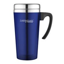 Taza Del Viaje - Termos Thermocafe Zest Azul Bebidas Agua