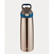 Botella Agua Sheffield Acero 650ml Color Azul Monaco Contigo