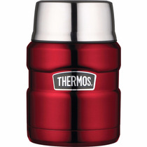 Thermo Insulado Thermos Stainless King 16 Onz. Arandano