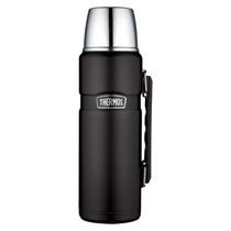 Termo Importado 1 L.thermos!24hrs B.caliente!inoxidable!mate