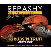 Repashy Grubs N Fruit (alimento Para Gecko Insectos Y Fruta