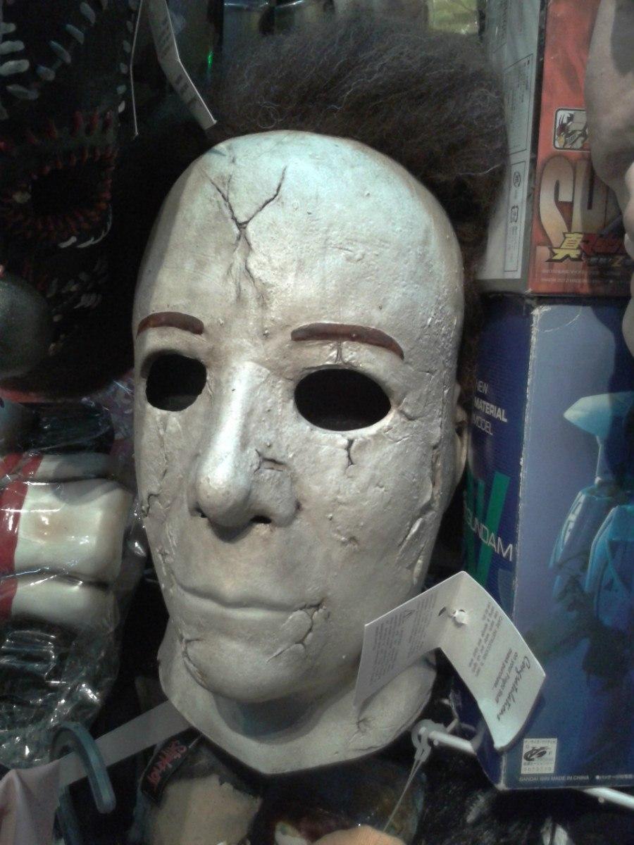 Terror halloween mascara de michael myers para adulto - Mascaras de terror ...