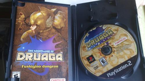 the nightmare of druaga fushigino dungeon playstation 2 lbf
