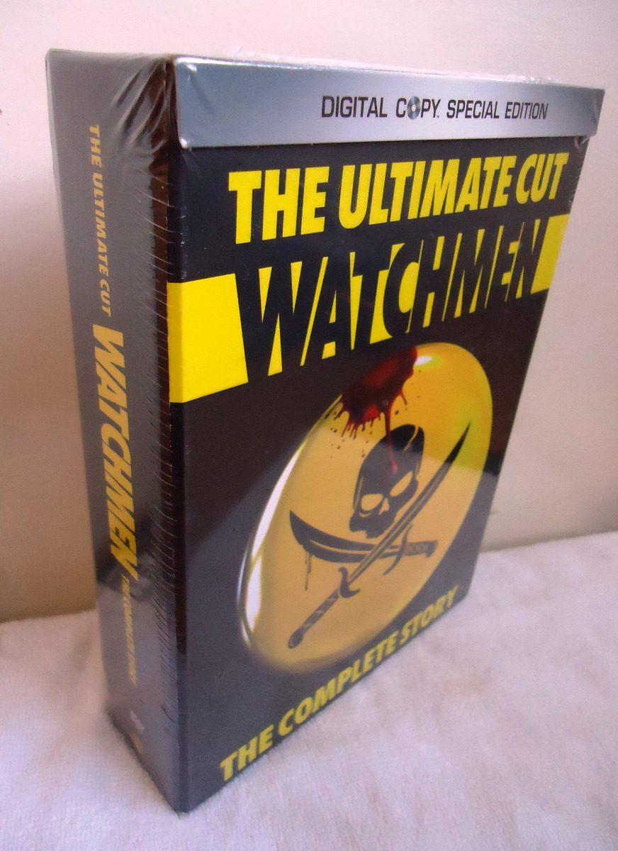 Watchmen Ultimate Cut Stream
