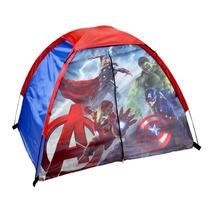 Casa Tienda Campaña Sin Piso Marvel Avengers Niños Nueva
