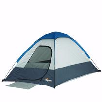 Casa De Campaña Tienda Mountain Trails 2 Personas Acampar
