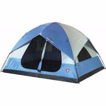 Tienda Casa De Campaña Sussie Sport 5 Personas Acampar Campo