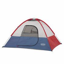 Tienda Casa Campaña Niños Wenzel 2 Personas Acampar Camping