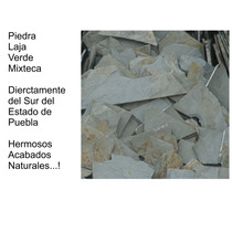 Piedra Laja Verde Mixteca Rustica Rompecabezas