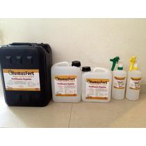 Lixiviado De Lombriz Humusfert - Fertilizante Orgánico