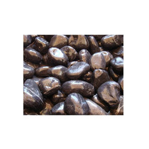 Marmol Boleado Negro Varias Medidas Saco De 20 Kgs