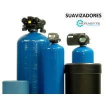 Filtro Suavizador De Agua Ablanda El Agua Zeolita + Resina