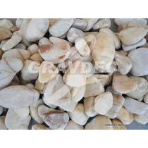 Piedras Decorativas De Mármol Amarillo Ideal Para Decorar