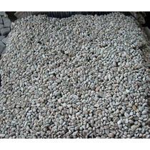 Piso De Piedra Blanca Pequeña En Malla