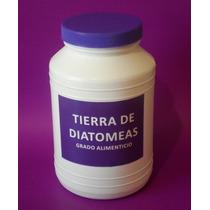 Tierra De Diatomeas Grado Alimenticio 150 Grs Envío Gratis