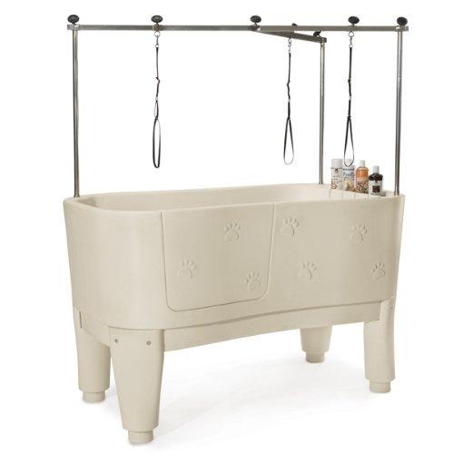 Tinas De Baño Sin Hidromasaje:Tina Baño Estetica Canina Bañera Hidromasaje Mascotas Pm0 – $ 29,999