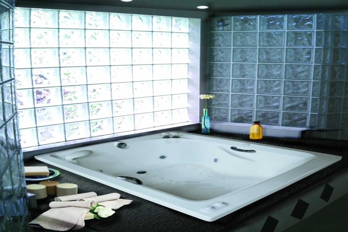 Tinas De Baño Con Hidromasaje:Tina De Banos Medidas Para 2 Personas