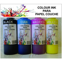 Tinta Para Papel Couche, Satinados, Epson 125ml