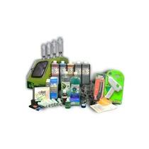 Maquina Recarga Cartuchos De Tinta + Cursos + Materiales