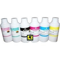 Tinta Para Uso En Epson L110,l200,l210,l350,l355,l555,l800