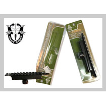 Riel Para Montaje De Mira,tactical Carry Handle Armystore.