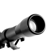 Mira Telescópica 4x20 Marca Clarity Para Ballesta O Rifle