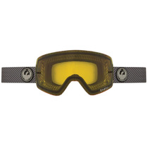 Dragon Nfxs Gafas De Protección Estímulo Inyectado Amarillo