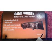 Cartuchera Para Rifle Camo