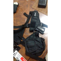 Sobaquera Tactica Funda Pistola Crosman Elite Aiirsoft