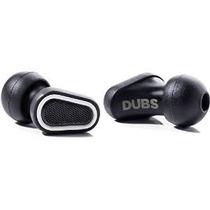 Dubs Acústica Filtros Avanzados Tech Tapones Para Los Oídos,