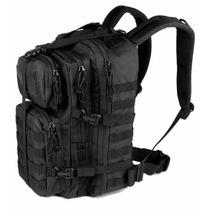 Backpack Militar Profesional Para Marcadora Grande 3vg Negro