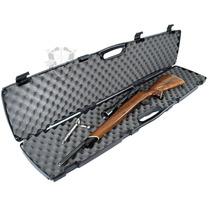 Funda Estuche Rígido Para Rifle,escopeta C/mira Telescópica