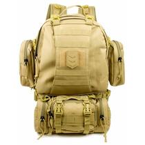 Backpack Militar Profesional Paratus Operador 3vgear Coyote