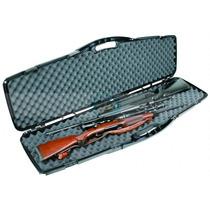Estuche Jumbo Rigido Piano 2 Rifles Con Mira Ahorra Espacio!