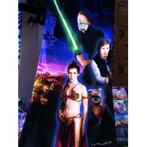 Toalla Star Wars Original, 2 Modelos Algodón 100%