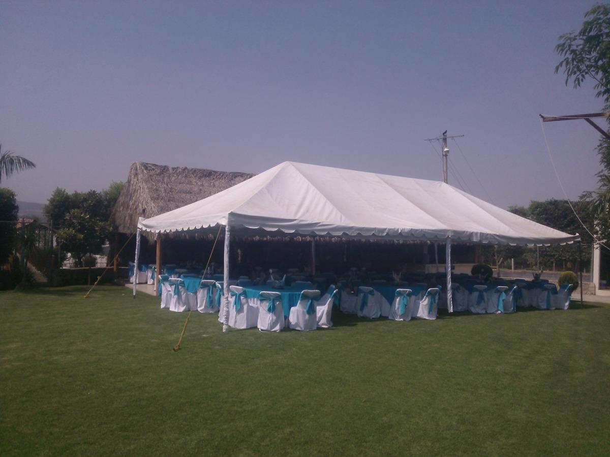 Toldo o carpa tipo arabe fabricacion 6x12 metros for Lona para toldos por metros