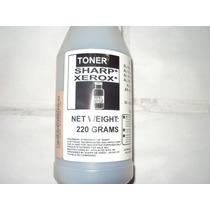 Toner Recarga Sharp Al1000/1010/1020/1041/1200/1220/ 220gr
