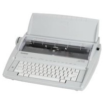 Maquina De Escribir Electrica Brother Portatil Gx6750sp